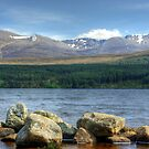 Cairngorm And The Northern Corries by Jamie  Green