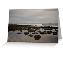 Rocky Reflections Greeting Card
