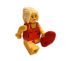 LEGO Sexy Lifeguard by jenni460