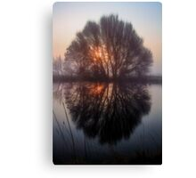 Misty and Magical Canvas Print