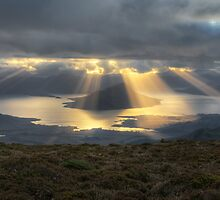 Sunbeams by tasadam