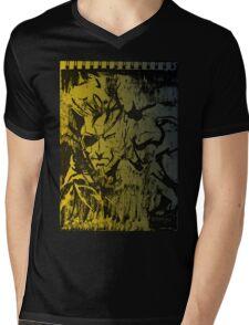 In the Long Run I will be the War Monger Mens V-Neck T-Shirt