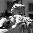 Bird Bath by Andy Mays