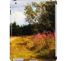 Willow Herb iPad Case/Skin