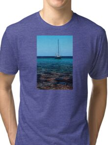 Blue Yonder Tri-blend T-Shirt