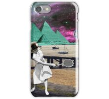 Moon Tennis iPhone Case/Skin