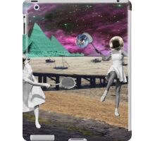 Moon Tennis iPad Case/Skin