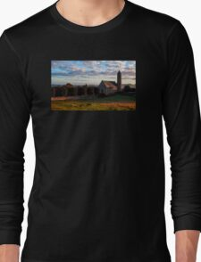 St. Patrick and Saul Church Long Sleeve T-Shirt