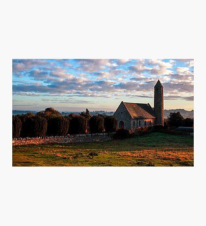 St. Patrick and Saul Church Photographic Print