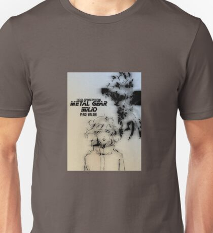 Peace is but an Illusion  Unisex T-Shirt