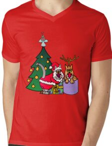 Gift wrapped Mens V-Neck T-Shirt
