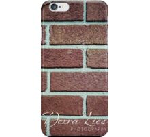 The Brick Wall iPhone Case/Skin