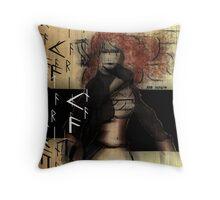 Katarina 2 Throw Pillow