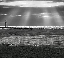Offshore light. by Paul Pasco