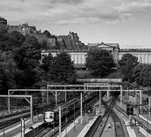 Edinburgh Express by Wrayzo