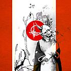 post card from Japan by TRASH RIOT