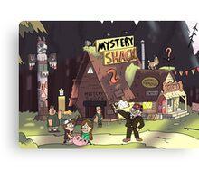 Mystery Shack  Canvas Print