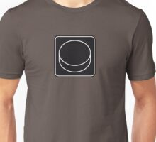Hockey Puck 2 Unisex T-Shirt