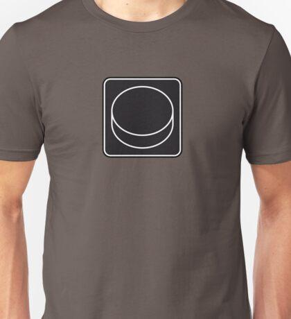 Hockey Puck 2 Unisex T-Shirt