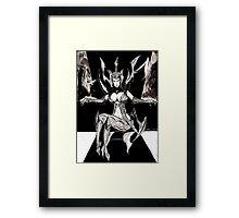 Elise Framed Print
