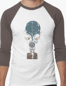 LM2 (colourised) Men's Baseball ¾ T-Shirt