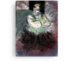 I am Chaos Incarnate! Canvas Print