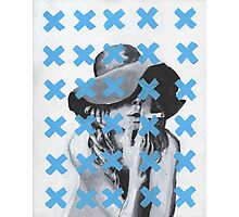 x-out Photographic Print