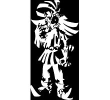 SkullKid Photographic Print