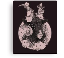 Devil Hejdasz Canvas Print