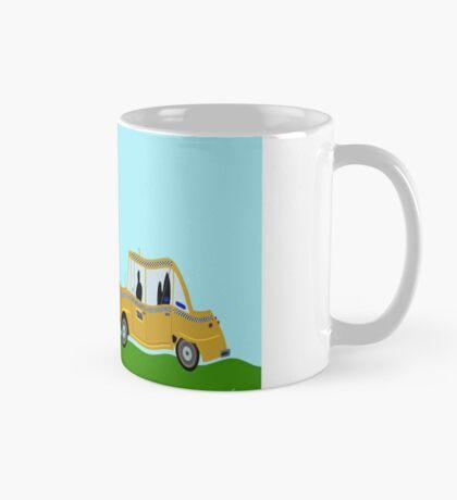 New York Cab Mug