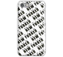 Native New Yorker iPhone Case/Skin