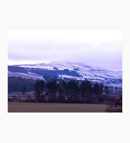 Coisterdale Moor Photographic Print