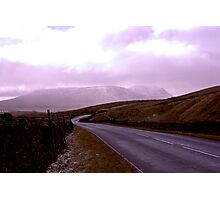 Dales Road Photographic Print