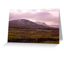The Fells. Greeting Card