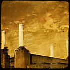 battersea powerstation by Sonia de Macedo-Stewart