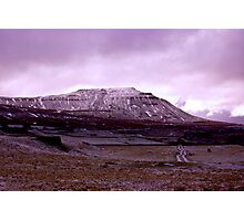 Ingleborough Fell Photographic Print