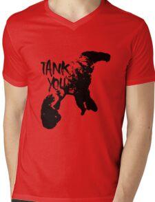 Tank you Mens V-Neck T-Shirt