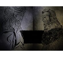Thunder Gods Photographic Print