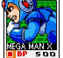 Mega Man X by Lupianwolf