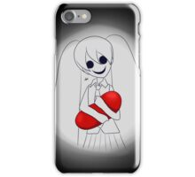 Vocaloid - In a Rainy Town, Balloons Dance With Devils  iPhone Case/Skin
