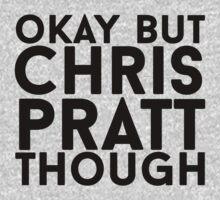 Chris Pratt by eheu