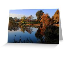 Hillsborough Lake Greeting Card