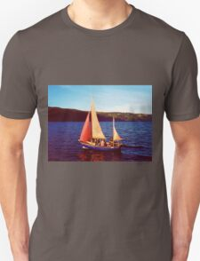 Red Sails In Broad Daylight ~ Loch Ness T-Shirt