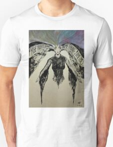 Free to be 2 Unisex T-Shirt