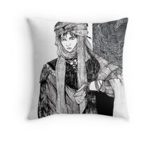 Study 2 Throw Pillow