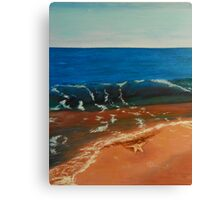 Star Of The Sea Canvas Print