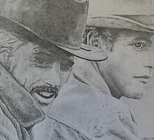 Butch Cassidy and the Sundance Kid. by Christopher Clark
