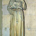 St Anthony & Jesus by John Thurgood