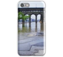 Mississippi River Flood Waters iPhone Case/Skin