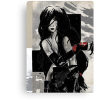 Tifa Canvas Print